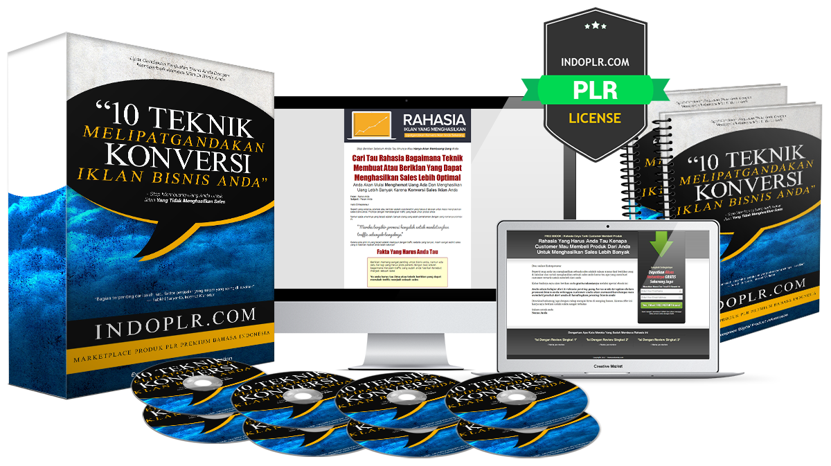 Bundle Cover PLR ads conversion